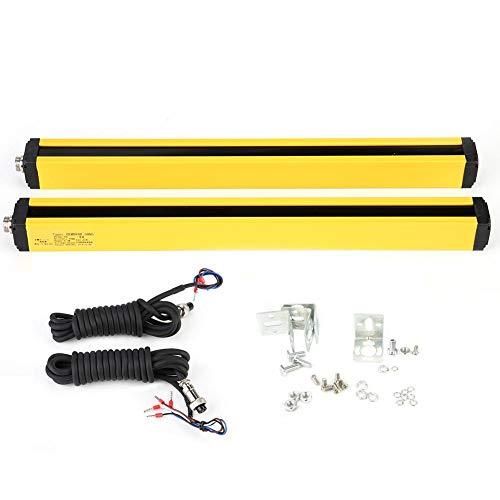 Sicherheitslichtvorhangsensor, 8 - Punkt - Lichtgittersensor, schnelle Reaktion, stoßfest, abzunehmen, für Schmiedemaschinen, automatische Ausrüstung usw