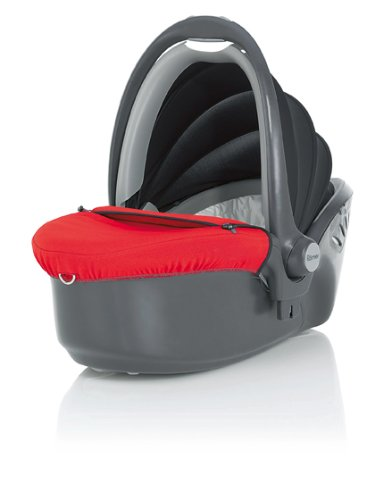 Preisvergleich Produktbild Römer 116351000 - Babyschale Baby-Safe Sleeper Venetian red (rot)