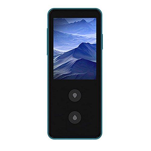 M3M Smart Language Translator Wifi Global Online 35 Sprachen Instant Voice Synchronisation Übersetzung Learning Travel Business Konferenz (Verbesserte Version),Blue