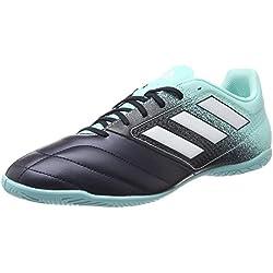 adidas Ace 17.4 In, Zapatillas de Fútbol Hombre, Multicolor (Aquene/Ftwbla/Tinley), 40 EU/6.5 UK