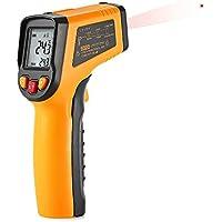 Thermomètre Infrarouge Laser Sans Contact Joyhero -58℉~ 752℉(-50°C to 400°C)Temperature Numérique Multi-Fonctionnel avec Écran LCD Lire rapidement pour La Réparation/ Bricolage/ Cuisine/ Sécurité