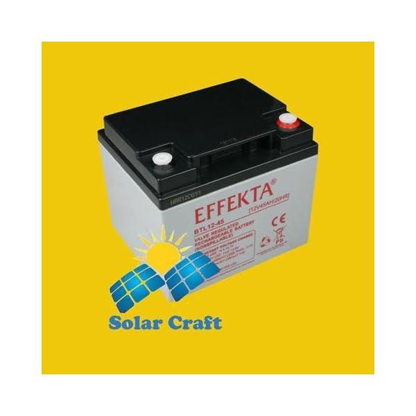 Batteria-elektromoteur-Regolatore-archiviazione-energia-pulita-PV-45-Ah-12-V-Regolatore