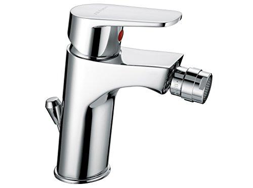 Frattini Espresso Wasserhahn Einhebelmischer für Bidet chrom Art.80103