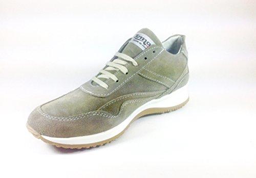 Tomax , Chaussures de ville à lacets pour homme Multicolore multicolore 40 Taupe