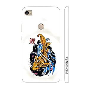 Enthopia Designer Hardshell Case Something's Fishy Back Cover for Xiaomi Mi Max