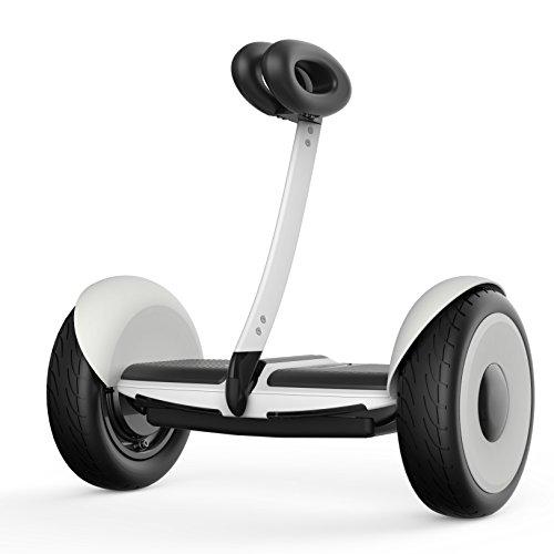 Segway SEG-Mini-Lite - Vehículo de movilidad eléctrico, color blanco