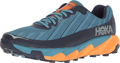 HOKA ONE ONE Torrent Running Shoes Men Storm Blue/Black Iris 2018 Corsa Scarpe Sportive