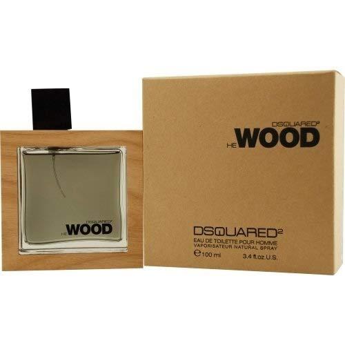Dsquared² - He Wood Eau de Toilette EDT 100 ml -