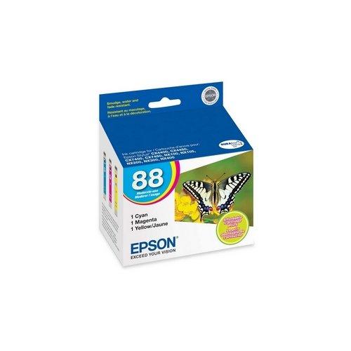 Epson® 88(t088520) Farbe Tintenpatronen, Combo Pack -