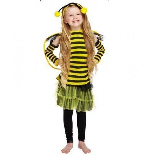 5-piezas-diseno-de-chicas-bee-mini-diseno-de-piel-de-leopardo-vermatik-la-bestia-fancy-disfraz-infan