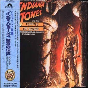Indiana Jones And The Temple Of Doom: The Original Motion Picture Soundtrack by Unknown (1999-08-24j