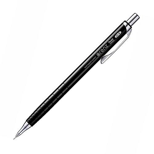pentel-mechanical-pencil-orenz-03mm-black-body-xpp503-a-by-pentel