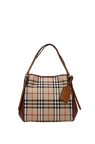 bolso-tote-small-canterburry-horseferry-check-ankc009-burberry-donna-one-size-marron