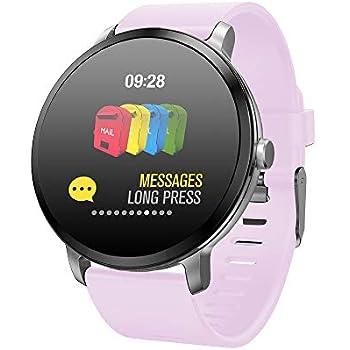 HUIGE Smartwatch De Pantalla OLED De 1,3 Pulgadas ...