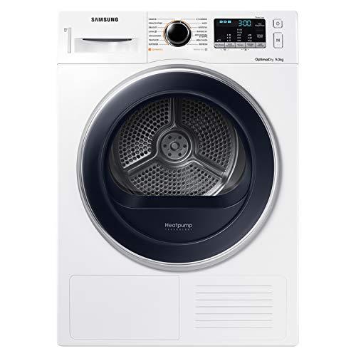 Samsung DV90M5000QW/ET QuickDrive Asciugatrice, 9 kg, Bianco