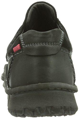 Josef Seibel Willow 12 Herren Sneakers Schwarz (schwarz 600)