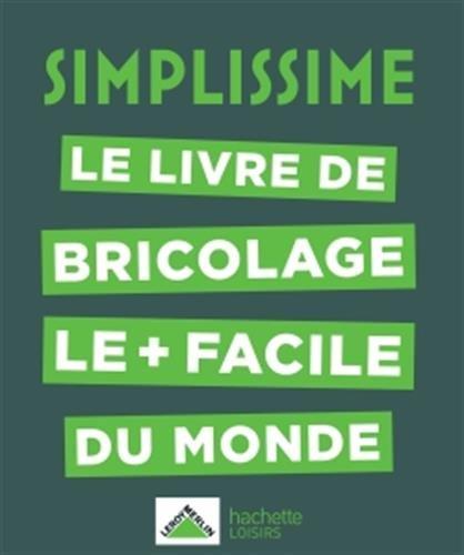 Simplissime - bricolage par Collectif