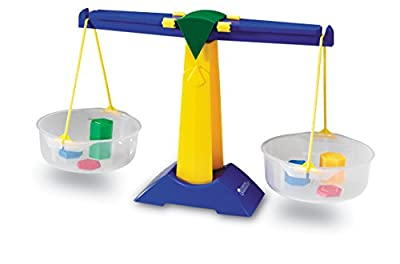Learning Resources Pan Balance Jr. by Learning Resources