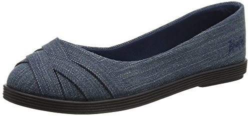 Blowfish Glo 2, Ballerine Donna Blue (navy)