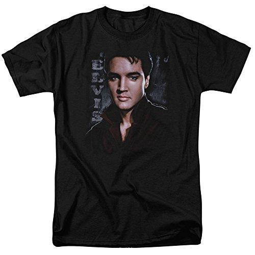 Elvis Presley The King Rock Tough Adult T-Shirt Tee
