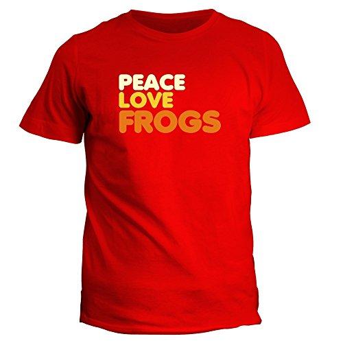 idakoos-peace-love-frogs-t-shirt