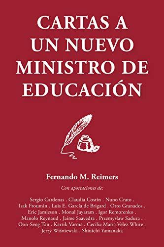 Cartas a un nuevo Ministro de Educacion eBook: Fernando ...