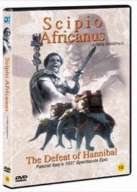 Scipio Africanus: Die Niederlage von Hannibal (1937) Alle Region