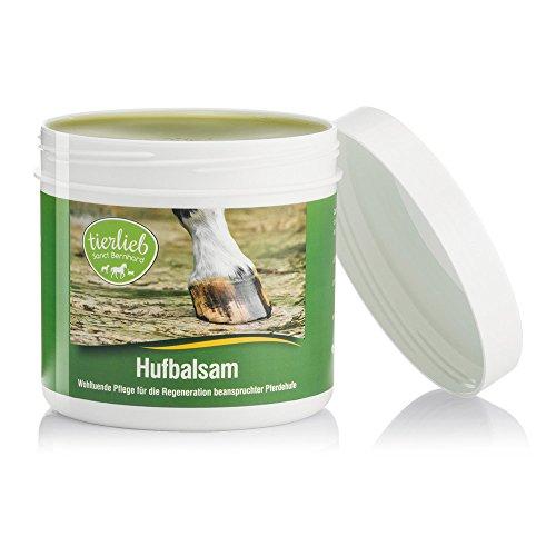 tierlieb Hufbalsam wohltuende Pflege für die Regeneration beanspruchter Pferdehufe, Inhalt 500 ml