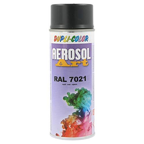 Dupli-Color 741524 Aerosol Art Ral 7021 matt 400 ml
