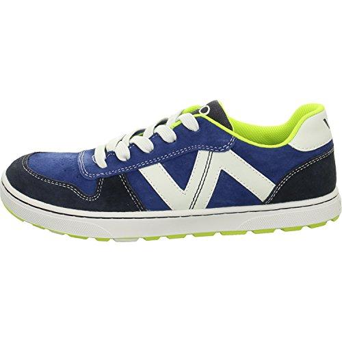 Vado , Chaussures de ville à lacets pour garçon bleu bleu Bleu