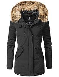 ab7db9647258 Navahoo Damen Winterjacke Wintermantel Nisam 10 Farben XS-XXL