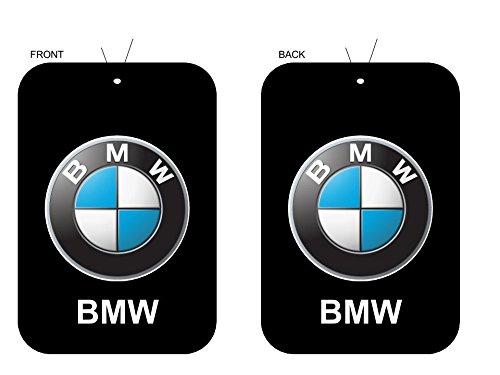 Ambientador BMW Serie M Sport con el logotipo de BMW