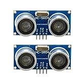 SunFouder 2 pcs Ultrasonic Module