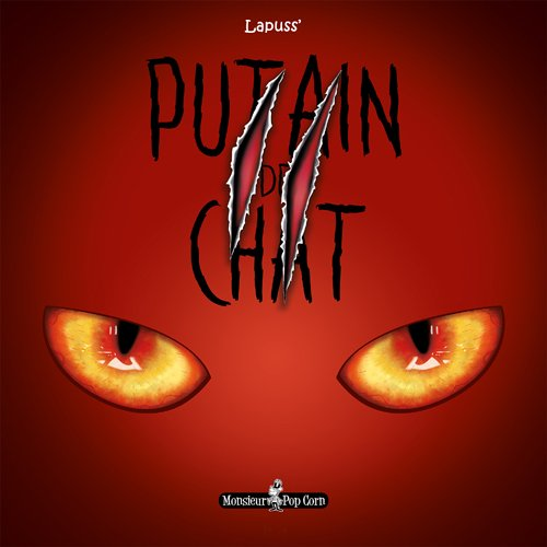 Putain de chat T02 par Lapuss