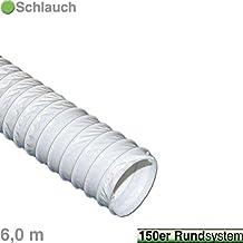 Abluftschlauch dunstabzugshaube 150 mm
