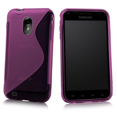 BoxWave Samsung Galaxy S2, EPIC 4 G Touchscreen DuoSuit - widerstandsfähige Silikonhülle mit schmaler-Fit