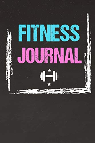 Fitness Journal: Workout Lined Notebook V12 por Dartan Creations