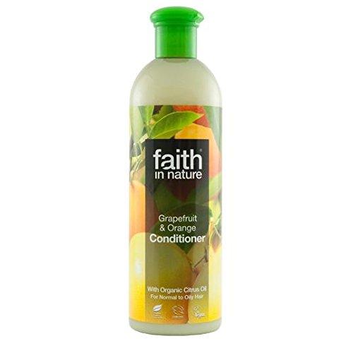 Faith in Nature Pamplemousse et orange Conditioner 400ml