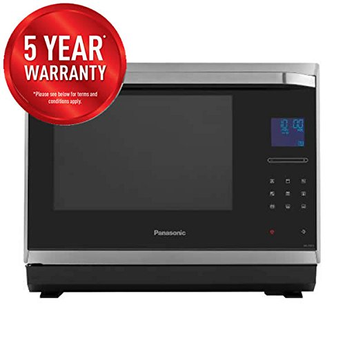 Panasonic Premium Combination Oven, 32 Litre, 1000 Watt, White