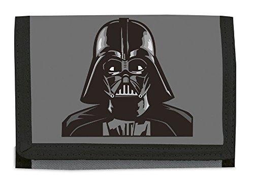 Disney Rebels Star Wars Vader Kopf Geldbörse Geldbeutel Portemonaie Portmonee