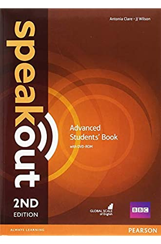 Speakout 2E Extra Adv Students Book/DVD