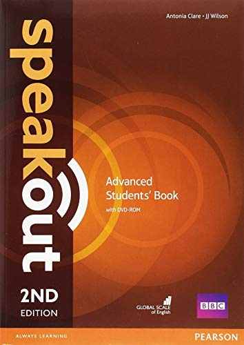 Speakout 2E Extra Adv Students Book/DVD-ROM/Workbook/Study Booster SpainPack REVISED por Antonia Clare
