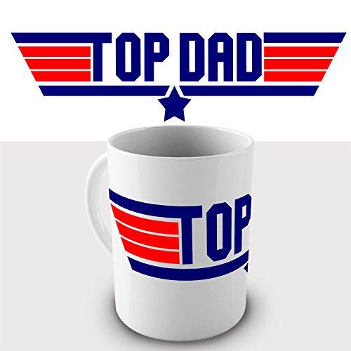 Top Dad (Top Gun) Gift Mug