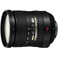Nikon AF-S DX NIKKOR 18-200mm f/3.5-5.6G ED VR II - Objetivo (SLR, 16/12, Telephoto, Nikon, Negro, 7,7 cm)