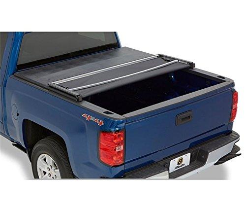 Bestop 16241-01 EZ Fold Truck Tonneau Cover for Dodge Ram 1500, 5.5' Bed, 2009-2013 (Except Ram Box) by