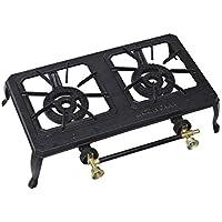 Quemador de gas para hornillo de cocina individual, doble o triple, para barbacoa