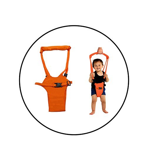 Safe-O-Kid - Ergonomic Walking Support with Long Groin Harness