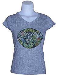 Tee-shirt rugby Jungle rugby femme - Ultra Petita