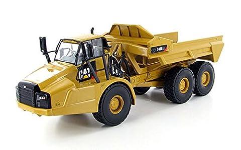 NORSCOT NR55500 CAT 740B EJ ARTICULATED HAULER/DUMP TRUCK WITH EJECTOR