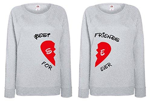 TRVPPY Partner Damen Sweater Pullover Modell